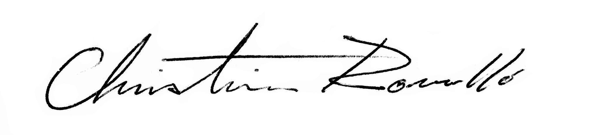 Firma Escrita