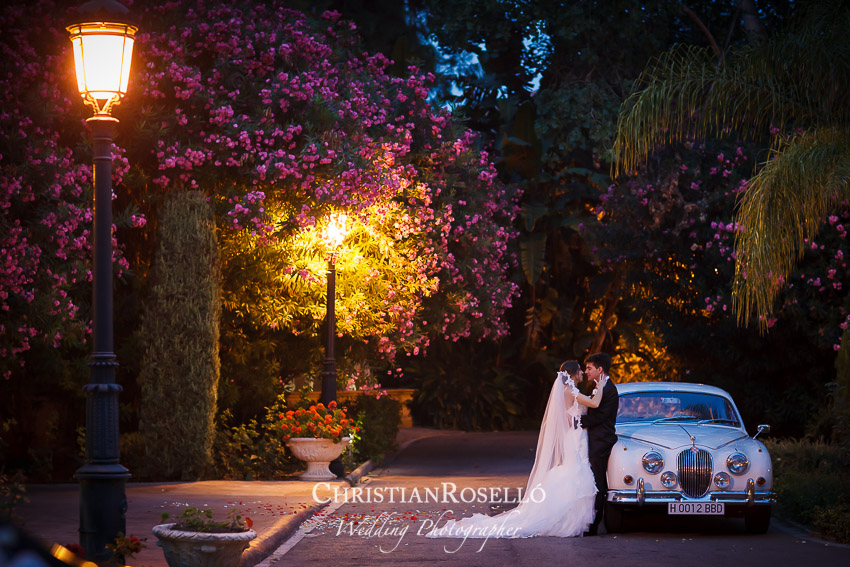 Christian rosell fot grafo de bodas en valencia for Jardines la hacienda el puig