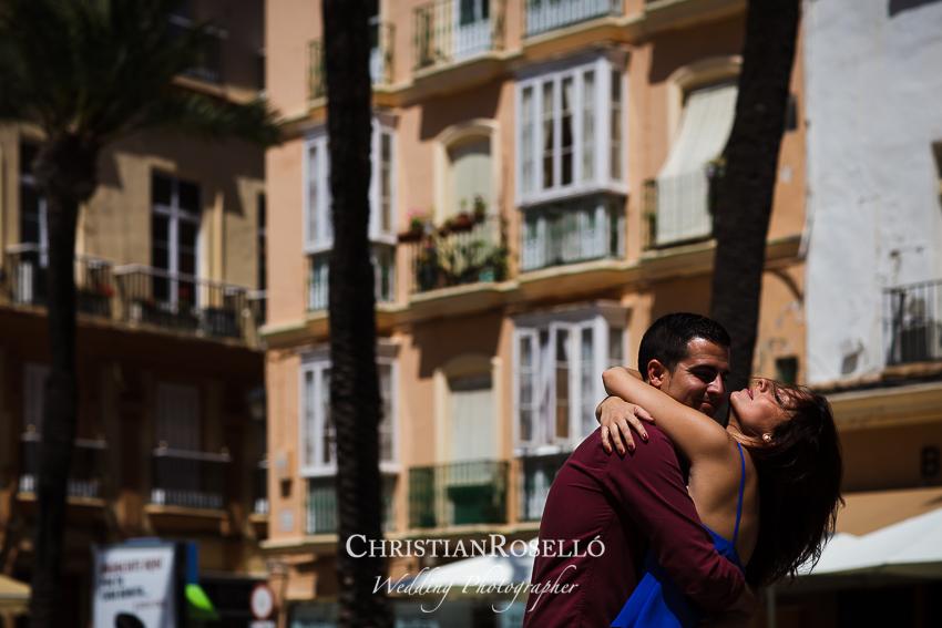 Reportaje Pre Boda en Jerez de la Frontera, Cadiz  Yolanda y Jose, Christian Roselló Fotógrafo de Bodas en Cadiz, con sede en Valencia