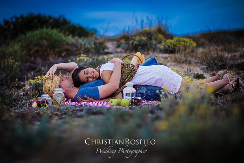Pre Boda en Valencia, Playa del Saler, Valencia, Laura y Salva. Christian Roselló Fotógrafo de bodas con sede en Valencia.