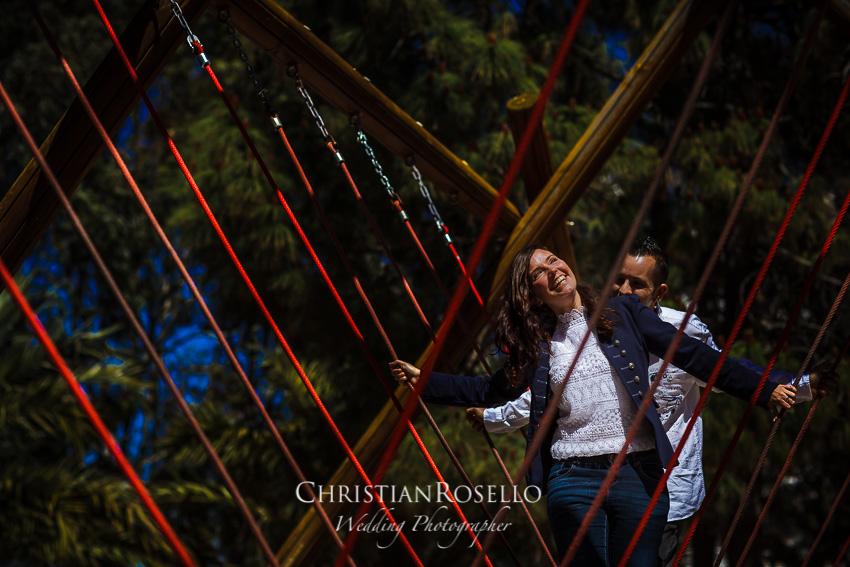 Pre Boda en Peñíscola Castellón, Adela y Eden. Christian Roselló Fotógrafo de Bodas con sede en Valencia.