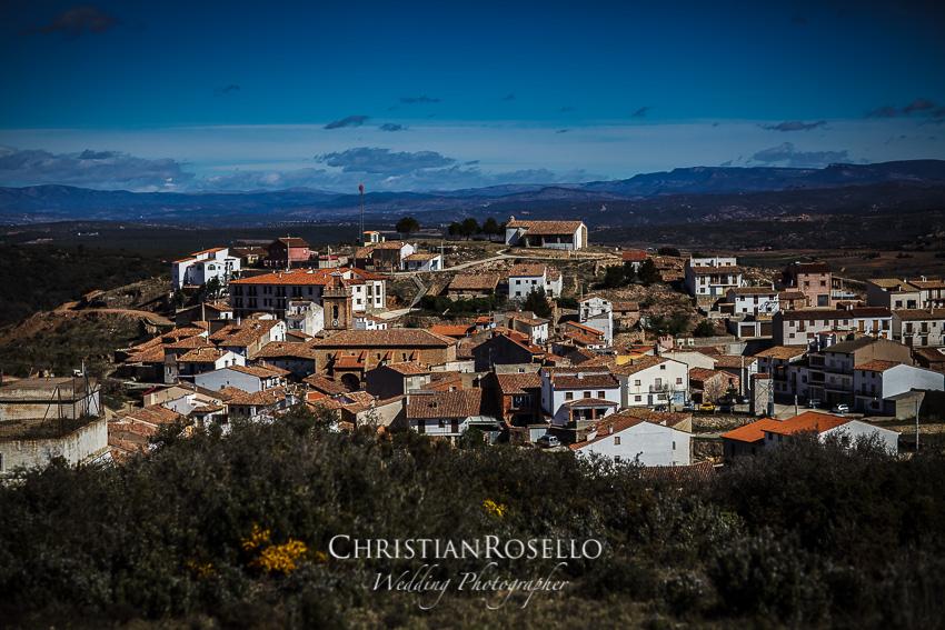 Pre Boda en Teruel San Agustin. Mª Jesus y Oscar. Christian Roselló Fotografo de Bodas en Teruel, con sede en Valencia