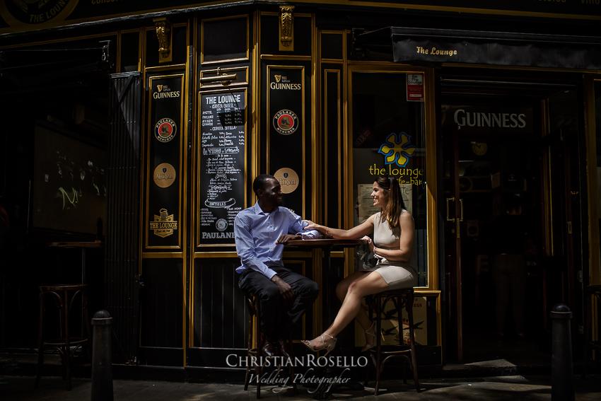Reportaje Pre Boda en Valencia Amanda y Ben, Centro de Valencia. Christian Roselló Fotógrafo de Bodas nacional e internacional, con sede en Valencia.