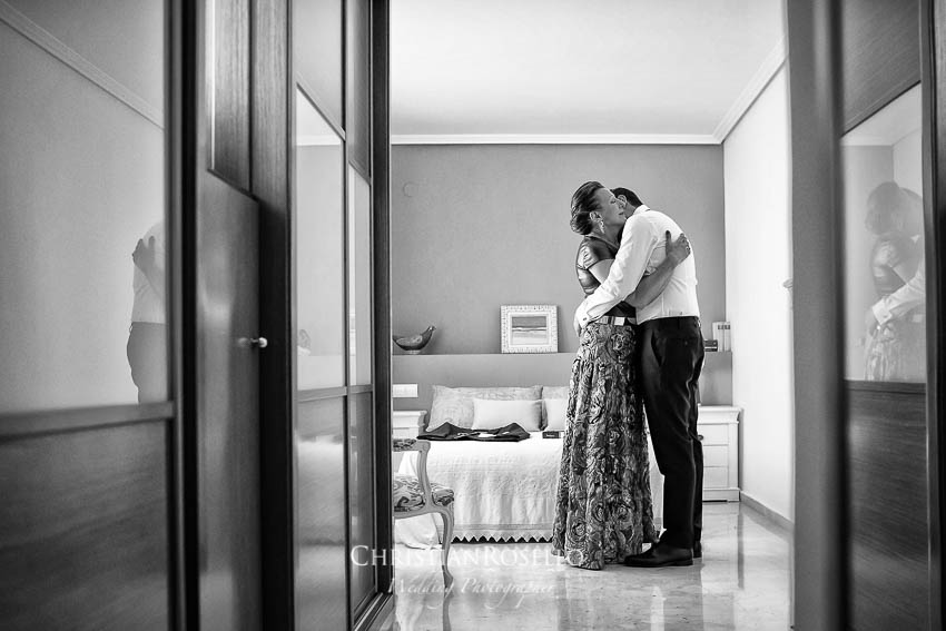 Reportaje de Boda en Alqueria del Pi Rosa y Rubén. Christian Roselló Fotógrafo de Bodas en Valencia.