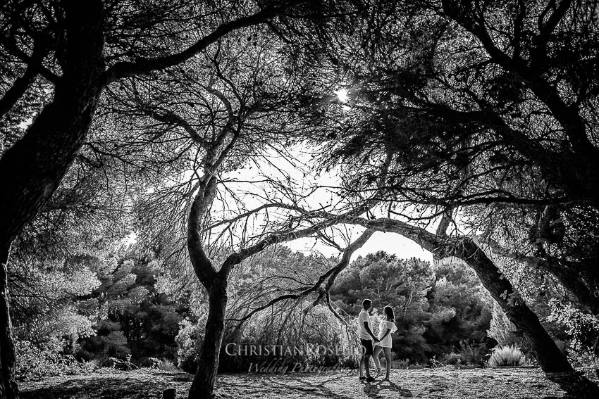 Pre Boda en la Playa del Saler Estefanía e Iván. Dehesa del Saler. Christian Roselló Fotógrafo de Bodas en Valencia.
