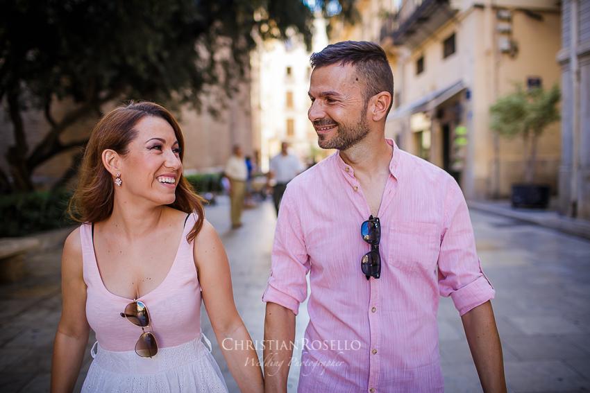Reportaje Pre Boda en La Albufera de Valencia María y Jose. Christian Roselló Fotógrafo de Bodas en Valencia.