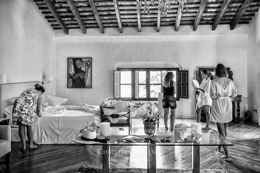 Reportaje de Boda en Masía Aldamar Valencia Amanda y Ben. Christian Roselló Fotógrafo de Bodas en Valencia.