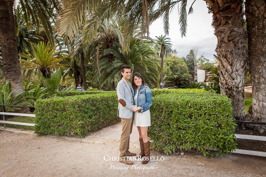 Christian rosell fot grafo de bodas en valencia Viveros y jardines
